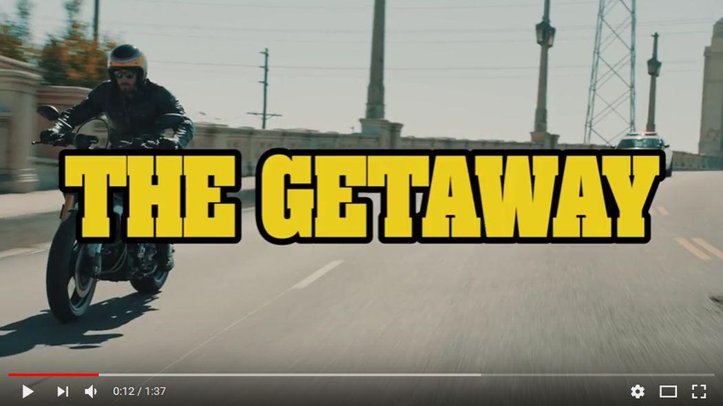 Scrambler Ducati 1100: The Getaway